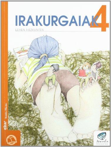 Txanela 4 - Irakurgaiak 4 - 9788497832120