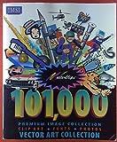101,00 Masterclips. Volume I. Premium Image Collection. Clip Art - Fonts - Photos.