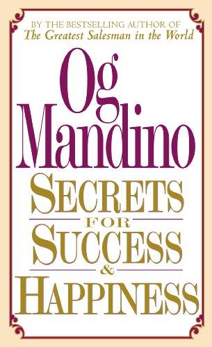 Secrets for success and happiness ebook og mandino amazon secrets for success and happiness by mandino og fandeluxe Choice Image