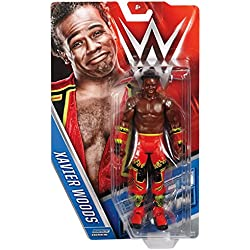 XAVIER WOODS - WWE SERIE 64 MATTEL GIOCATTOLO WRESTLING ACTION FIGURE