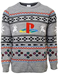PlayStation Official Console Christmas Jumper / Sweater (Medium)