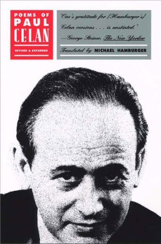 Poems of Paul Celan: A Bilingual German/English Edition, Revised Edition (2002-11-08)