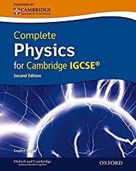 Complete Physics for Cambridge IGCSE® with CD-ROM (Second Edition)