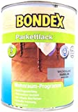 Bondex Parlettlack, 0,75 Liter in Farblos-Wachsglanz
