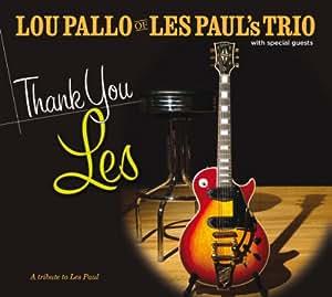 Thank You Les - A Tribute To Les Paul [Vinyl LP]