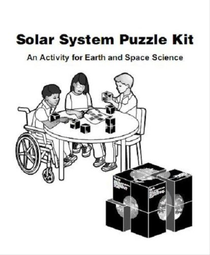 Solar System Puzzle Kit : An Activity for Earth and Space Science (English Edition) - Office Space Kit