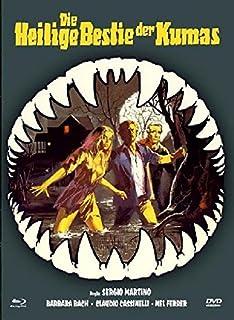 Die heilige Bestie der Kumas (Der Fluss der Mörderkrokodile) - Uncut/Mediabook (+ DVD) - Limitiert auf 222 Stück, Cover D [Blu-
