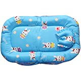 Baby Station Baby Bed Tent With Mosquito Net (Blue Miffy Print)