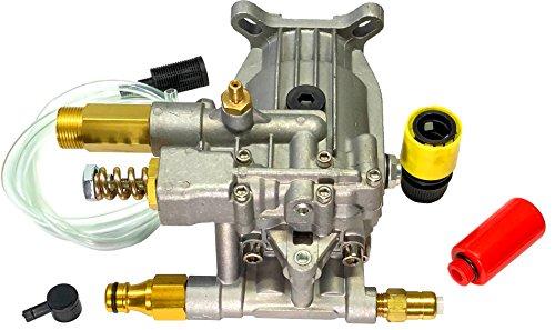 Pompe haute pression pour nettoyeur à essence max. 220 bar - Pompe de rechange pour nettoyeur haute-pression à essence