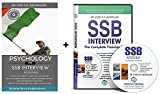 SSB Interview: 17 Hours Power Packed Video Lectures - Dr. Cdr. N.K Natarajan Bundled with Book on Psychology for SSB Interview