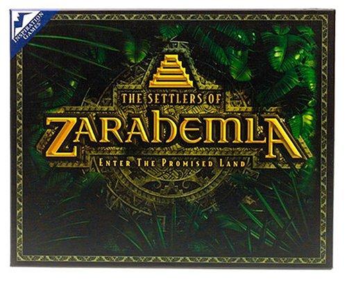 The settlers of Zarahemla - Siedler Variante (englisch)