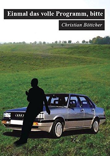 Cover »Einmal das volle Programm, bitte«