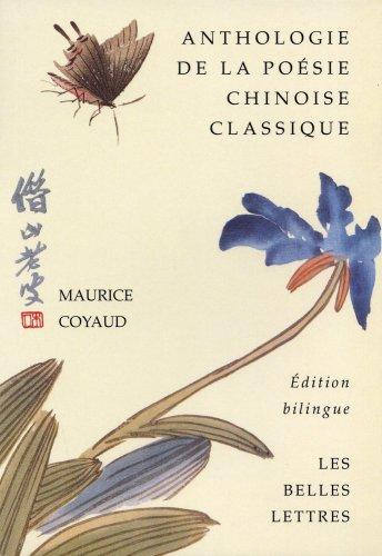 Anthologie de la poésie chinoise classique