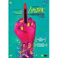 Lipstick Under My Burkha Hindi DVD - Latest Bollywood Film Movie Cinema with English Subtitles