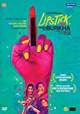 Lipstick Under My Burkha Hindi DVD - Latest Bollywood Film Movie Cinema with English Subtitles