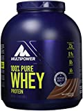 Multipower New 100% Pure Whey Chocolate Concentrado de Suero - 2000 gr