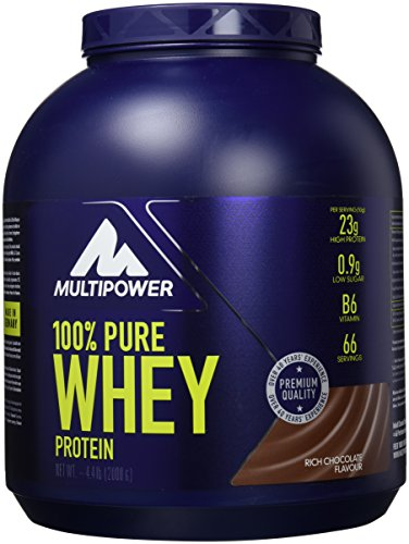 Multipower 100% Whey Protein Rich Chocolate - 2000 gr