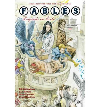 [Fables Tp Vol 01 Legends in Exile] [by: Bill Willingham]