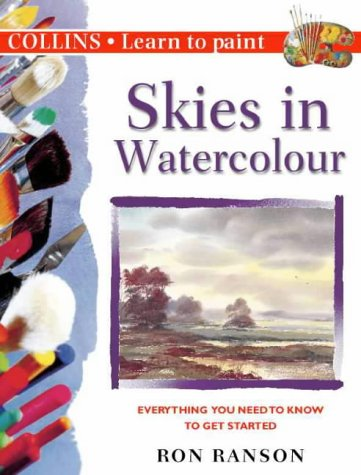 Collins Learn to Paint – Skies in Watercolour