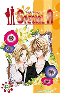 Special A Edition simple Tome 9