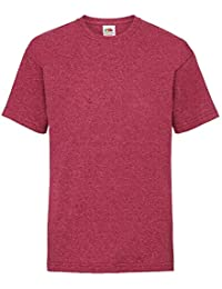 Fruit of the Loom Kinder T-Shirt Valueweight T Kids 61-033-0