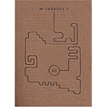 McSweeney's Issue 18 (McSweeney's Quarterly Concern)