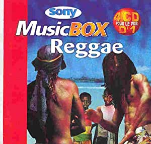 Music Box Reggae (4 CD) [Import anglais]