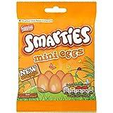 Smarties Orange Mini Eggs Chocolate, 90 g