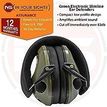 Elegantes protectores auditivos electrónicos para tiro/orejeras para tiro al plato, ...