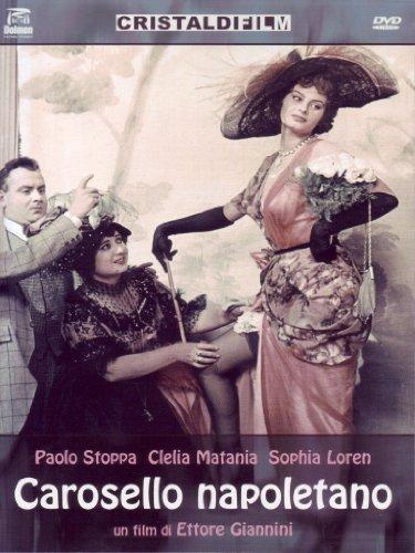 Bild von Carosello napoletano(+booklet) [IT Import]
