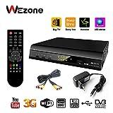 #8: Wezone Digital Satellite Receiver 888 Plus Free to Air DVB-S2 Set Top Box MPEG-4 Full HD PVR USB