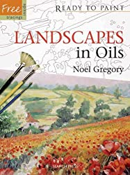 Landscapes in Oils (Ready to Paint)