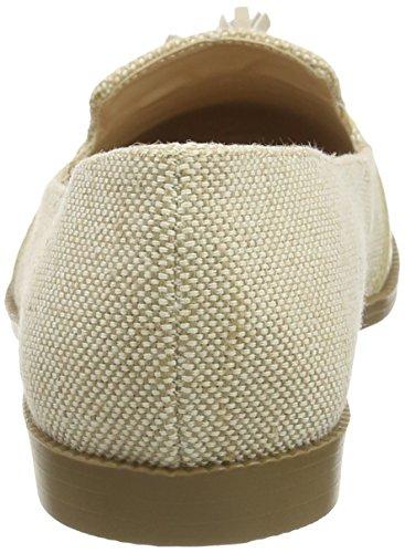 New Look Damen Lunatic Slipper Elfenbein (12 Off White)