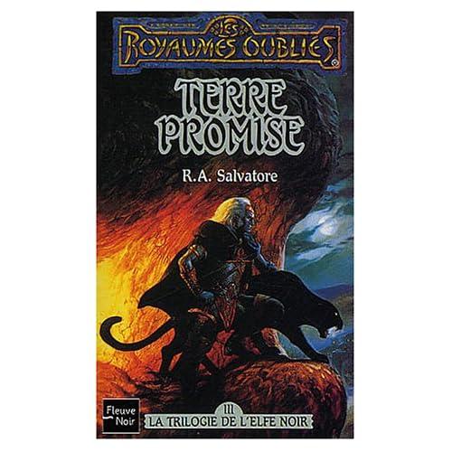 La trilogie de l'elfe noir : Terre promise