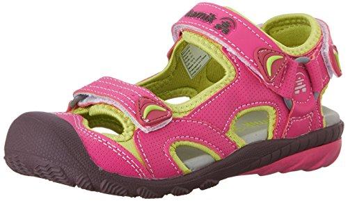 Kamik BELUGA, Unisex-Kinder Geschlossene Sandalen, Pink (FUSCHIA/FUS), 38 EU(5 UK/6 US)