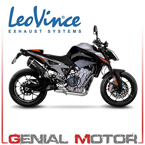 LeoVince Factory S Carbon KTM Duke 790