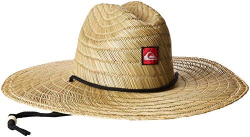 Quiksilver Herren Pierside Straw Hat Sunhat, Natur, X-Large