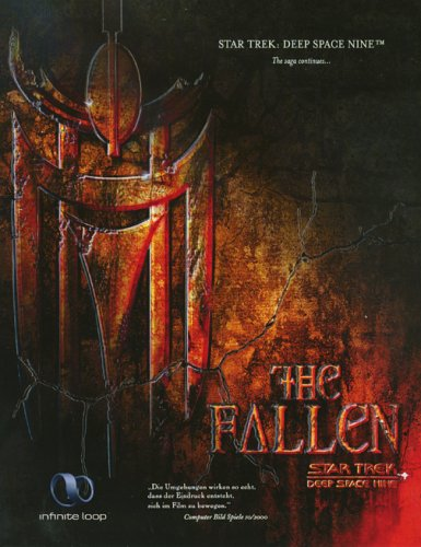 Preisvergleich Produktbild Star Trek Deep Space Nine - The Fallen