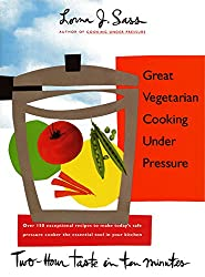 Great Vegetarian Pressure Cooking
