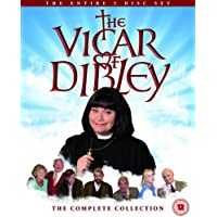 The Vicar of Dibley Collection