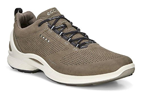 Ecco, Sneaker uomo Grigio asfalto