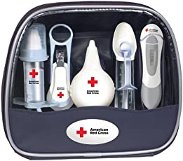 The First Years Comfort Care Deluxe Kit (Multicolor)