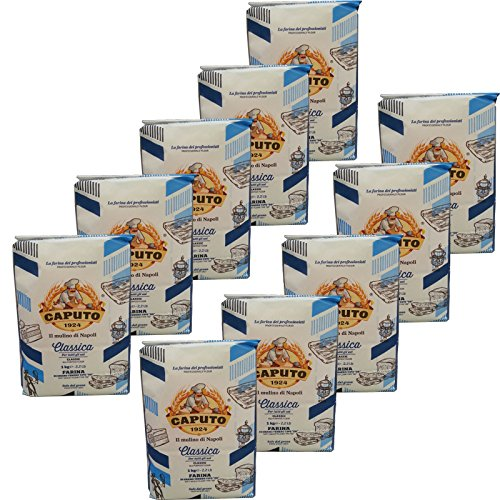 Caputo Flour Blu Type 00 Kg. 1 - Package 10 Pieces