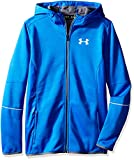 Under Armour Jungen UA Swacket FZ Fitness-Trainingsanzüge, Blau Light, M