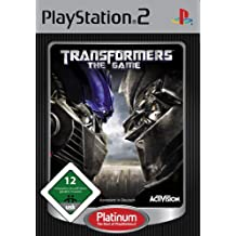 Transformers: The Game [Software Pyramide] - [PlayStation 2]