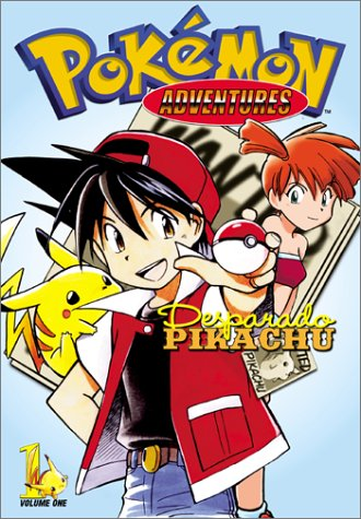 Pokemon Adventures: Volume 1, Desperado Pikachu (Pokemon Adventures (Viz Tb))