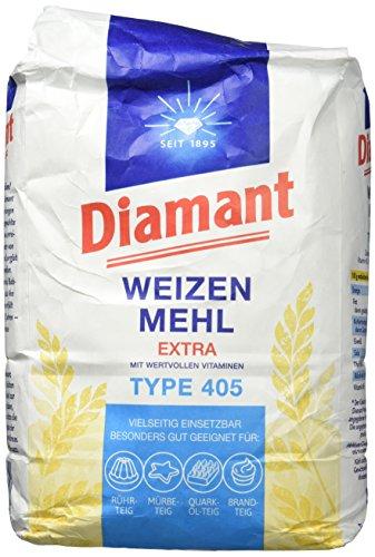 Diamant Weizenmehl Extra Typ 405, 2.5 kg