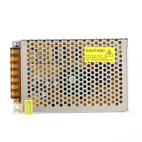 Tree-on-Life DC 5V 100W LED Netzteil Schalter Strom Volt Treiber Adapter Schaltlicht Stabilisierter Transformator Konstante Spannung - 100w Transformator