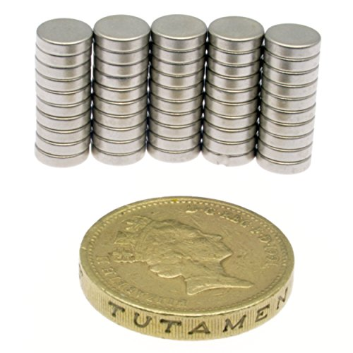 power-magnet-store-50-of-1-4-x-1-16-6mm-x-16mm-small-powerful-strong-neodymium-magnets-rare-earth-ma