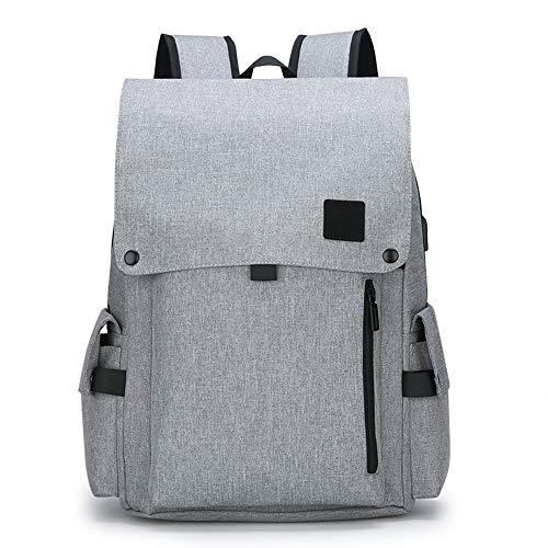 JKLP Rucksack USB Business Laptop Rucksack Student Tasche